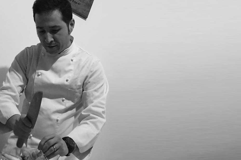 chef vincenzo pagano – Ristorante Bianconiglio
