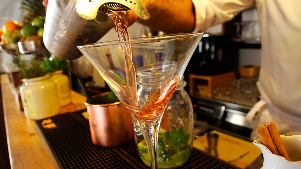 Cocktail Bar - Ristorante Bianconiglio San Vito Lo Capo