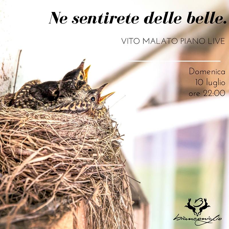Musica dal vivo San Vito Lo capo - Ristorante Bianconiglio